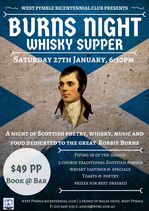 Robbie-Burns---Whisky-Supper
